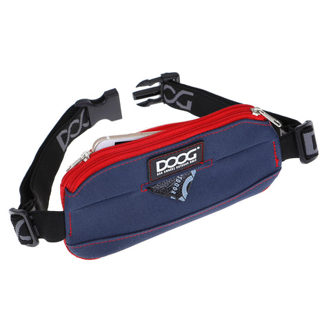 DOOG Mini Belt- Navy & Red (New)