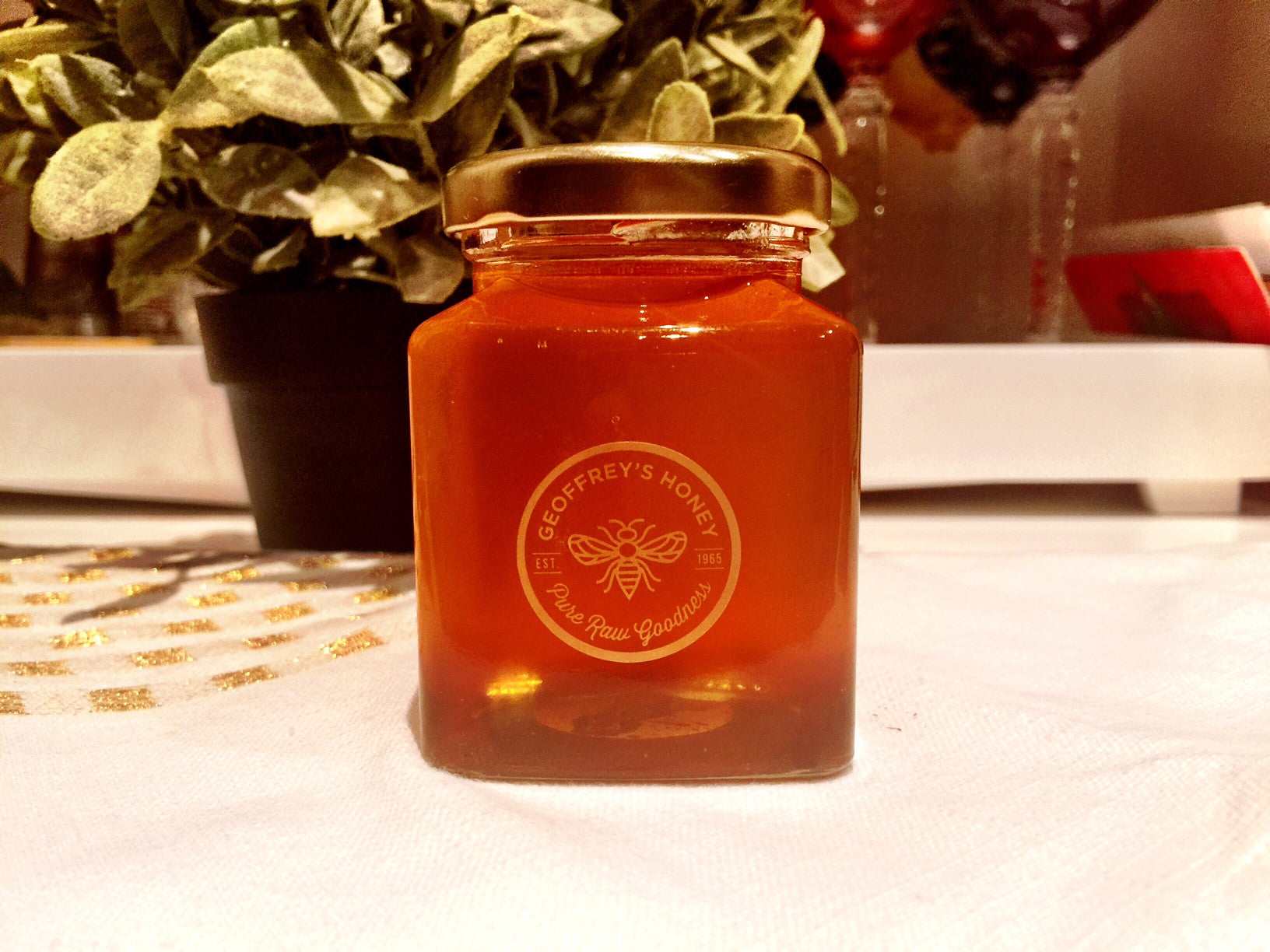 Geoffrey's Honey 150g Wedding Gift/ Bomboniere