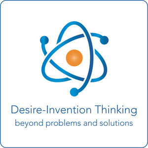 APR 25 Unleash Your Creative Energy: Desire-Invention Thinking ONLINE CLASS