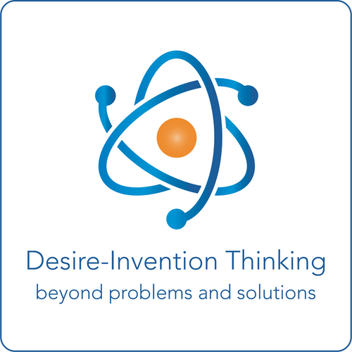MAR 26 Unleash Your Creative Energy: Desire-Invention Thinking ONLINE CLASS