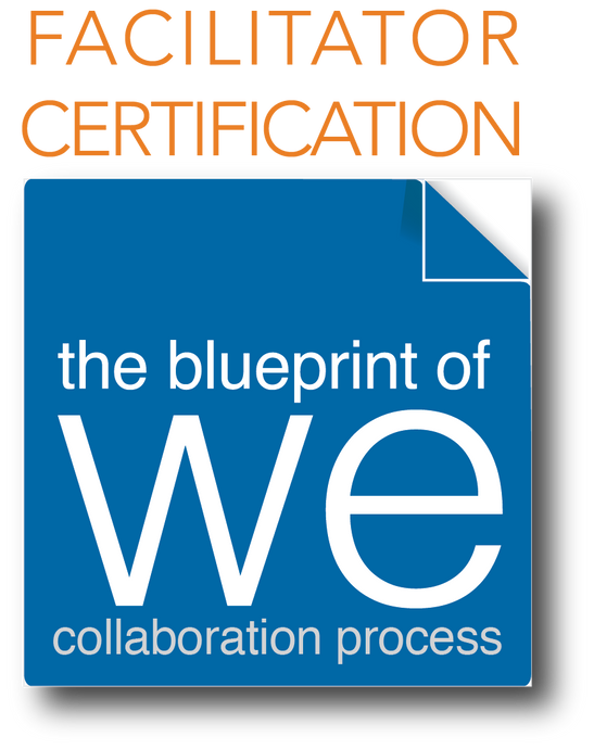 Blueprint of We Facilitator Certification 2.5-DAY IN-PERSON & VIRTUAL INTENSIVE - Foundation Level 1