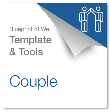 Couples: Blueprint of We Template & Collaboration Coaching