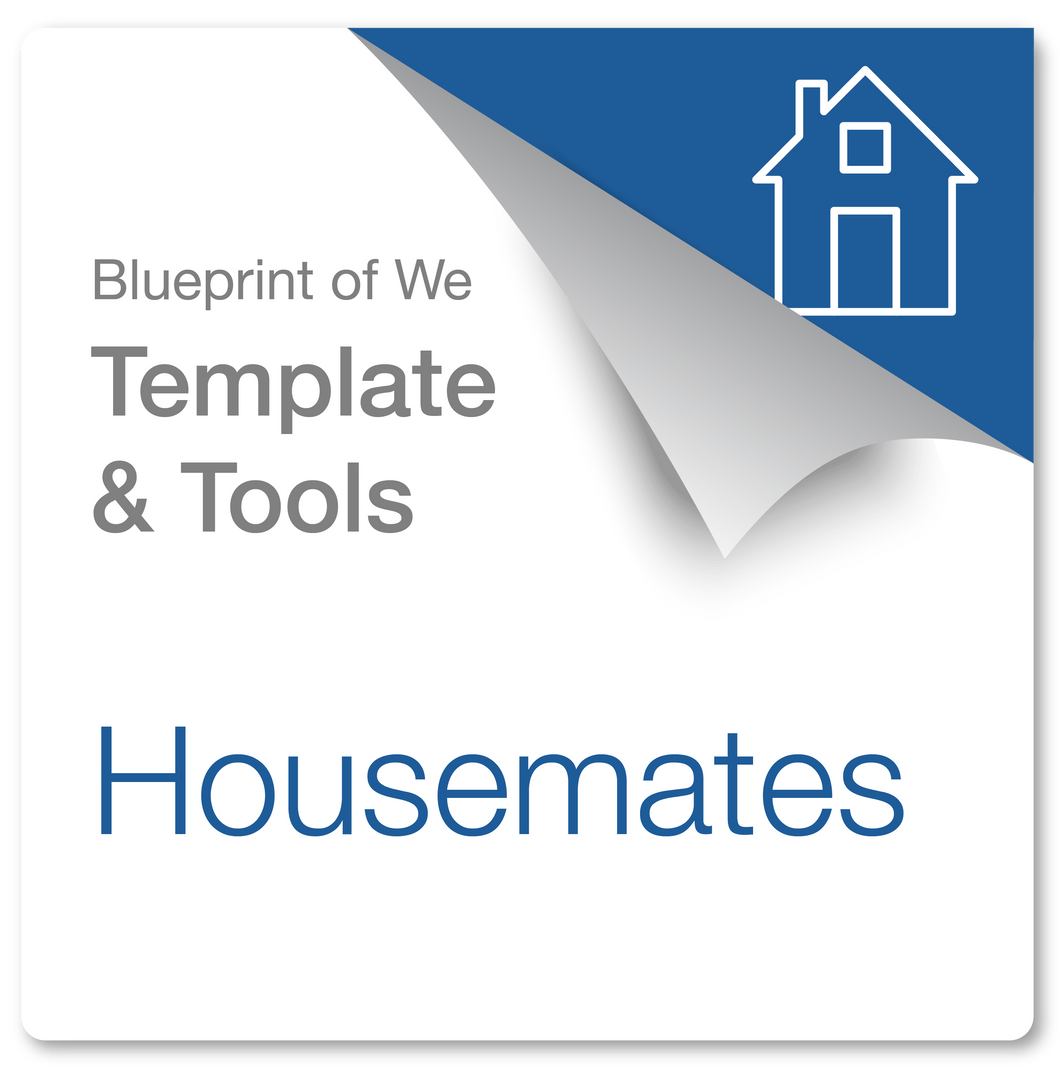 Housemates: Blueprint of We Template & Collaboration Coaching