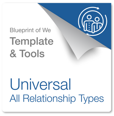 Universal: Blueprint of We Template & Collaboration Coaching