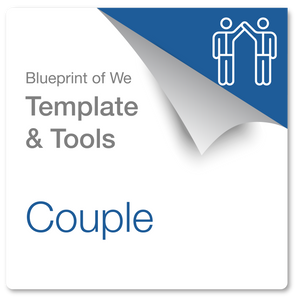 Couples Collaboration Design Card Deck, Template and Collaborative Awareness Coaching