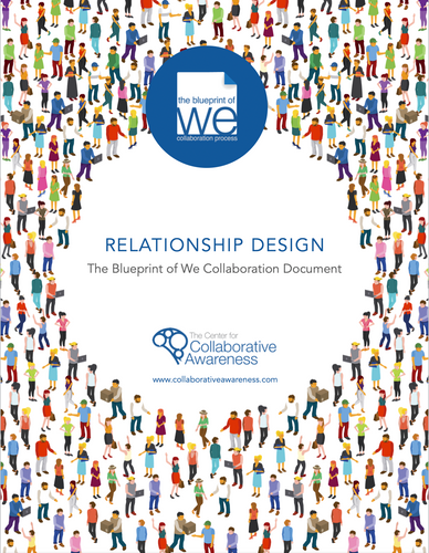 FREE eBOOK: Relationship Design—The Blueprint of We Collaboration Process