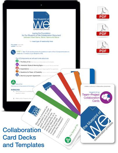 Collaboration Cards & Templates