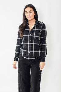 Frank & Eileen Barry Button Up