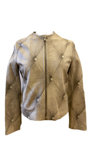 Martin Margiela Leather Jacket