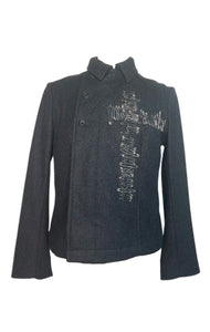 Comme des Garcons Safety Pin Blazer