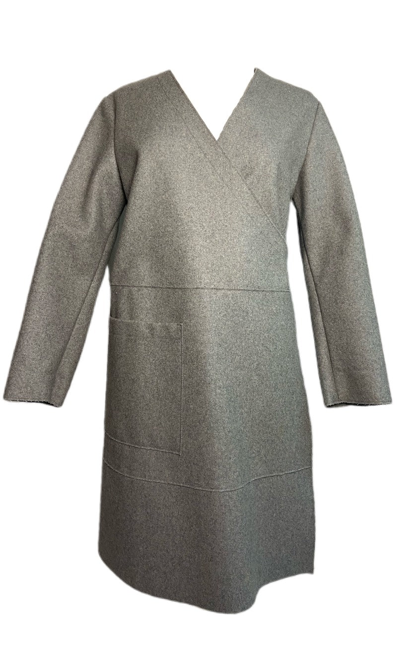 Heavy Weight Wool Coat