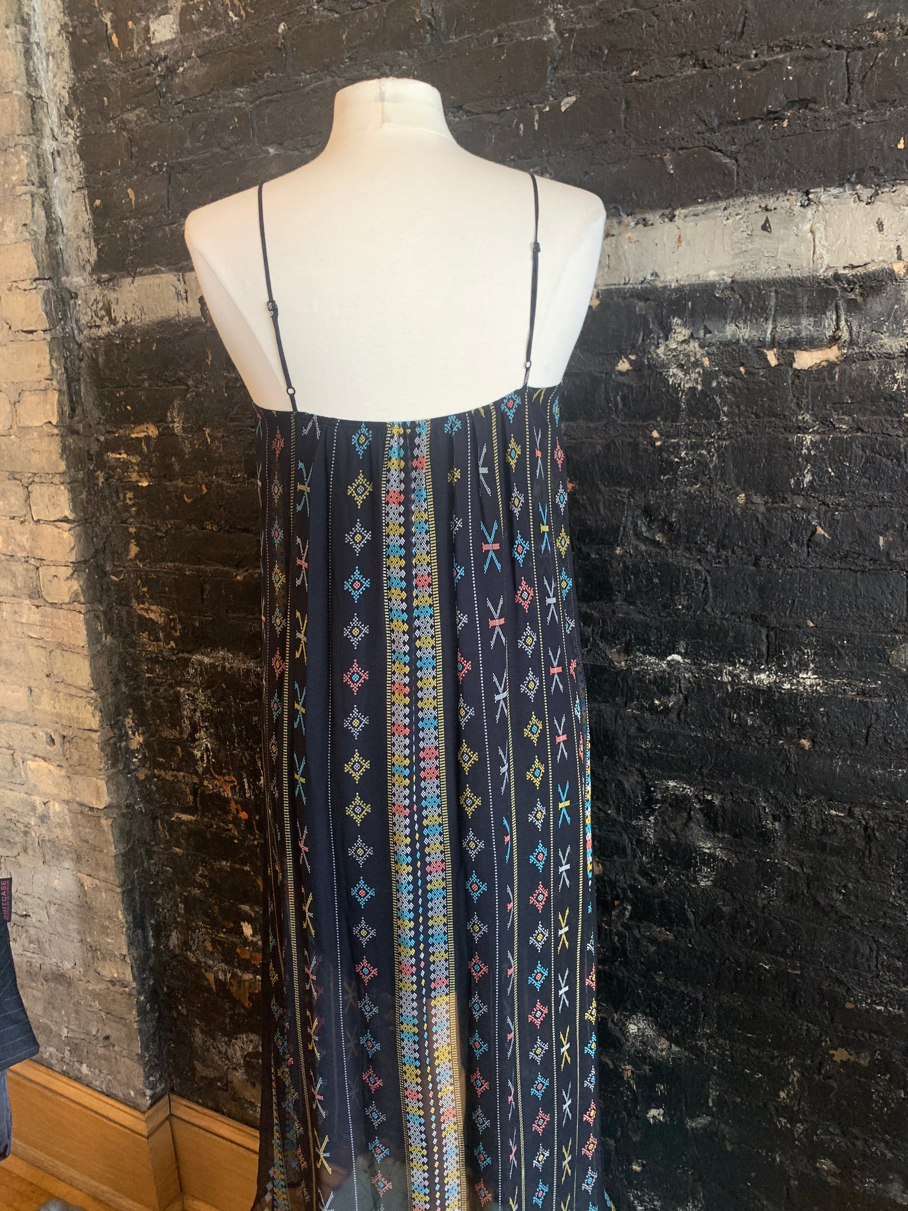 Twelfth St. Print Dress