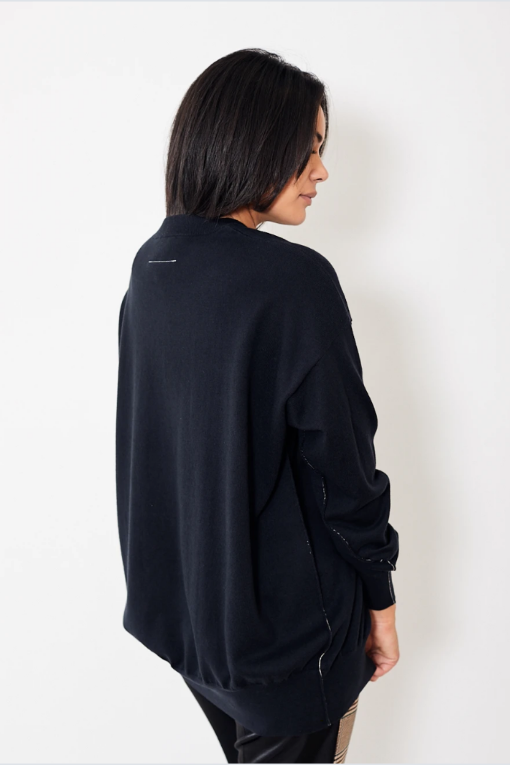MM6 Maison Margiela Oversized Pullover