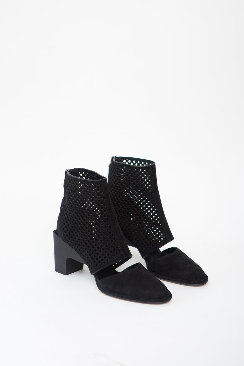 Zero + Maria Cornejo Goa Perforated Bootie