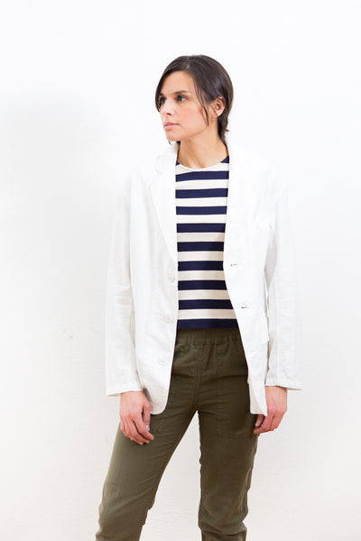 NLST S/S16 Hemp Relaxed Jacket