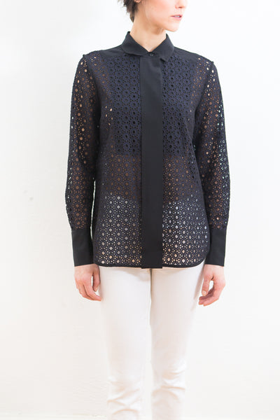 by Malene Birger Eyelet Blouse