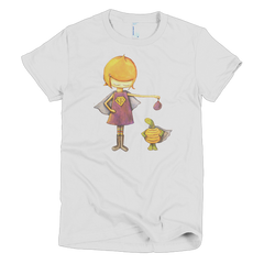 Ninjagrl FIG: Women's Tee