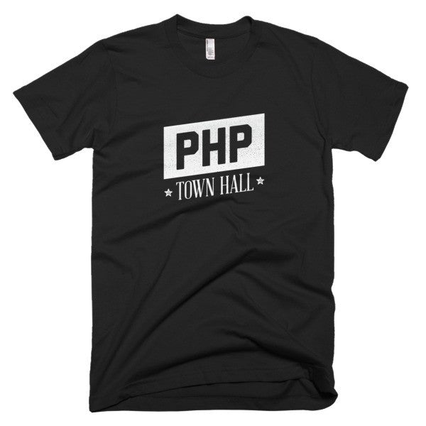 PHP Town Hall: Unisex Tee
