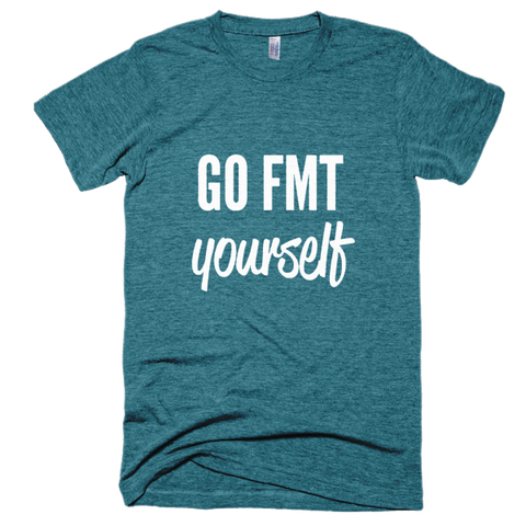 Go FMT Yourself: Unisex Tee