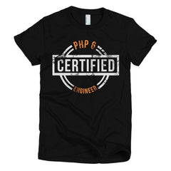 PHP 6 Certified: Women's Tee