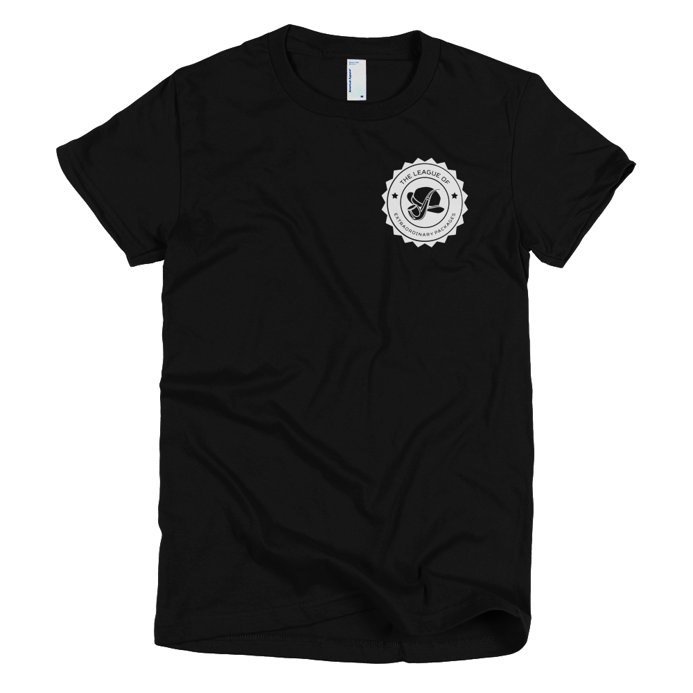The PHP League: Women's Tee