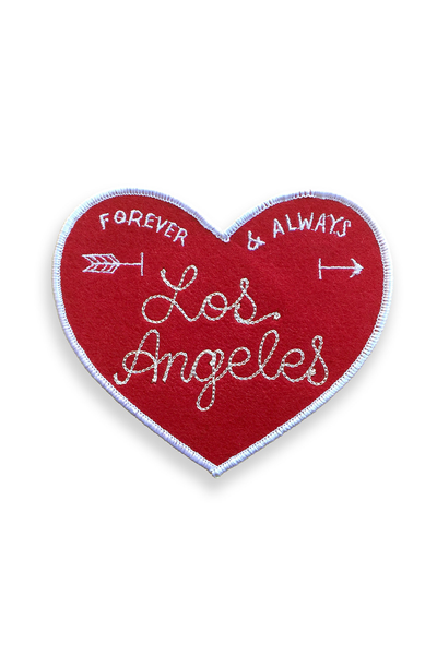 Custom Heart Patches