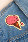 Crying Ice Cream Patch