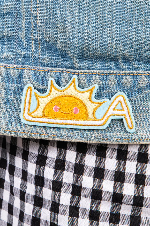 LA Original x TB Sun Patch