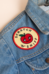 Scratch n Sniff Patch