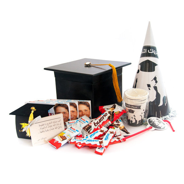 Graduation Kinder Chocolate