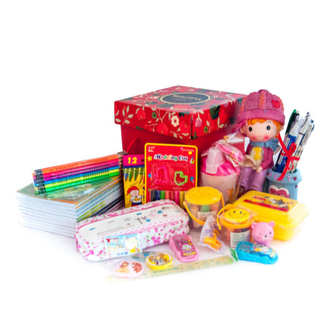 Elementary Stationery Box