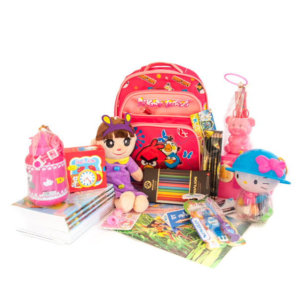 Elementary Back to School Bag