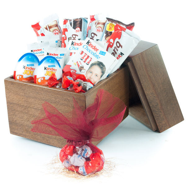 kinder® assortment Cubic gift box
