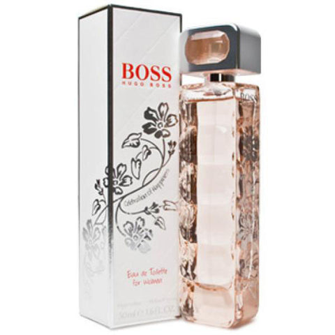 orange celebration of happiness by Boss 50ml