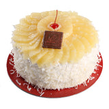 Pineapple White Cake