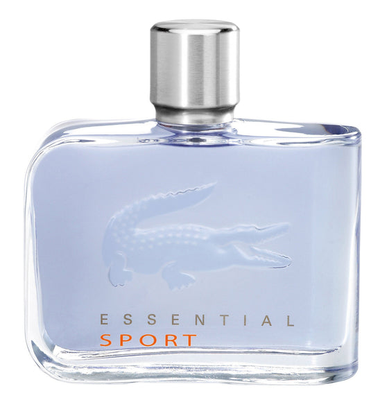 essential sport by lacoste 125ml