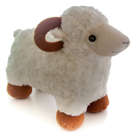 Eid al-Adha sheep toy.