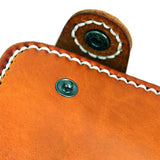 Brown Genuine Leather Car Key Bag Manufacturer