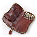 Genuine Leather Car Key Bag Manufacturer