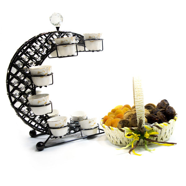 Arabic Dried fruit basket