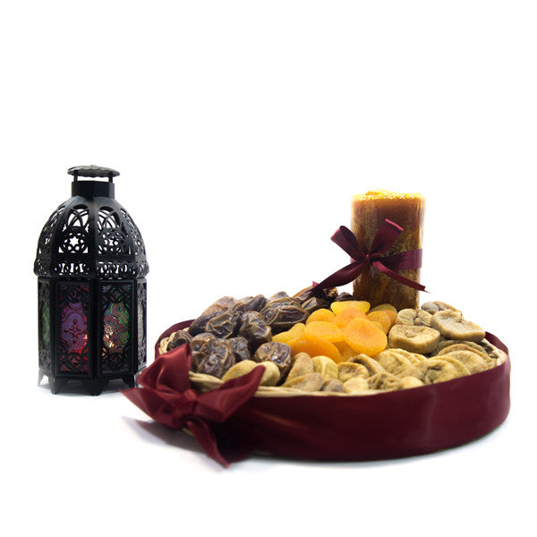 lantern Dried fruit tray