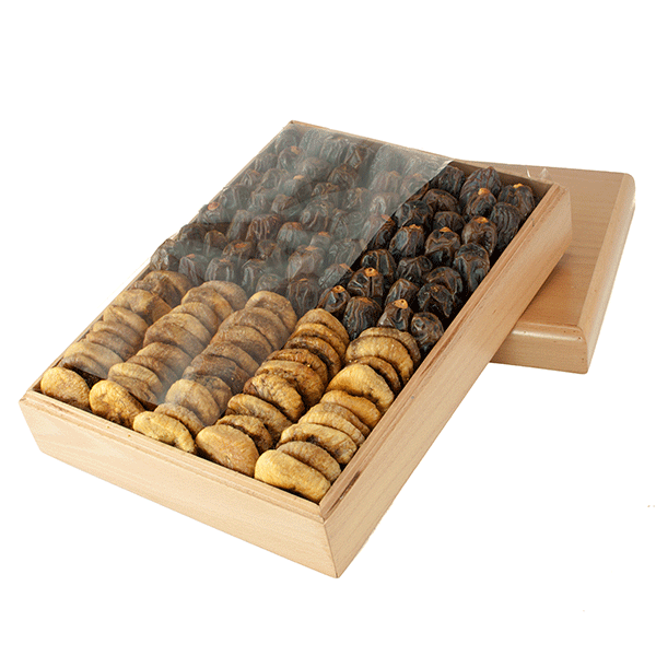 Ramadan Sophisticated Dried Figs & Dates Box