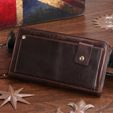 Leather Clutch Wallets  8019C