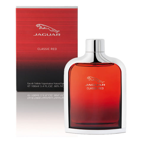 Classic Red  by Jaguar 100ml