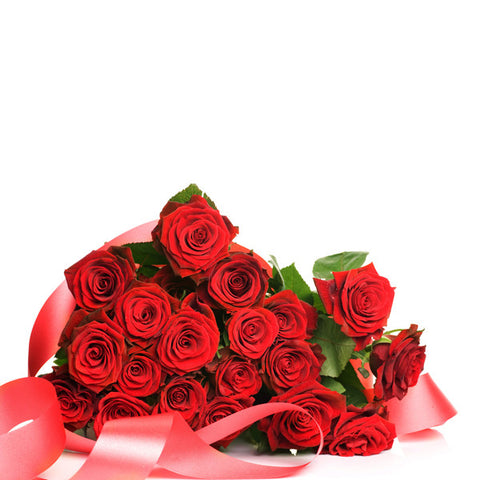 Red Rose Elegent  Bouquet