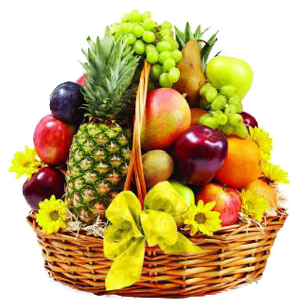 Fresh seasonal Fruit Basket (4 kg)