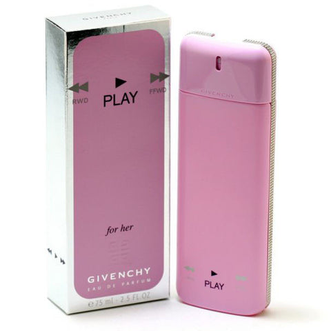 play for her by givenchy 75ml