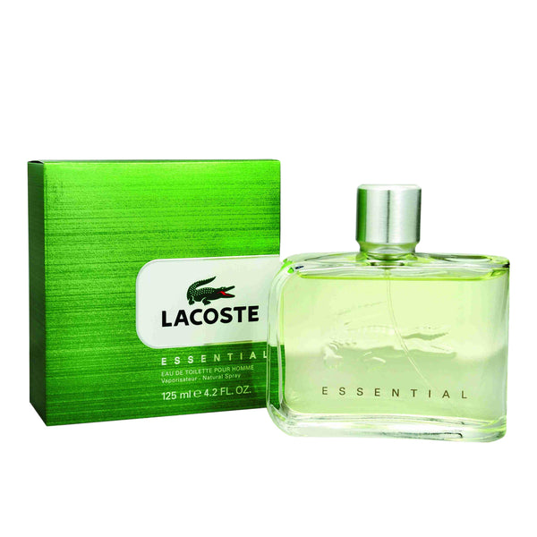 essential by lacoste 125ml