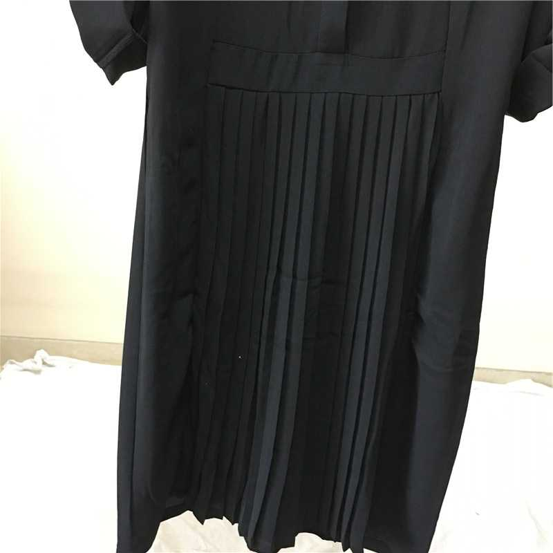 SHIFTED PLEAT PANEL