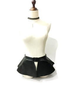 THE PEPLUM BELT